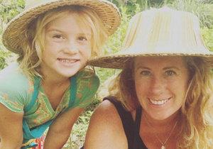 Australská maminka dala výpověď a vzala dceru na cestu kolem světa.
