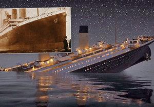 Zkázu Titaniku prý nezavinil ledovec, ale požár!