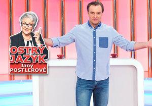 Tomáš Matonoha by si měl dávat pozor na výslovnost při moderování, míní Jana Postlerová.