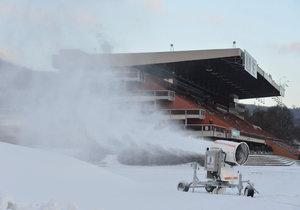 SkiPark Chuchle se otevírá veřejnosti.