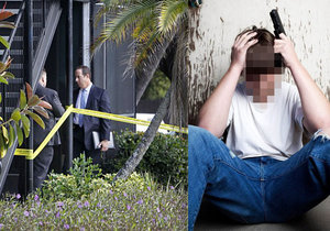 Desetiletý chlapec (ilustrační foto) se zastřelil po hádce s matkou.