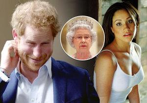 Ke svatbě je zapotřebí souhlas královny: Meghan už byla jednou vdaná