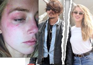 Johnny Depp je rozvedený: Exmanželce dá 177 milionů a dva psy.