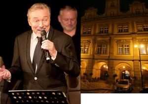 Karel Gott rozjel přípravy na jeho další koncert! Jenže Slavíkovi fanoušci se na něj opět nedostanou.
