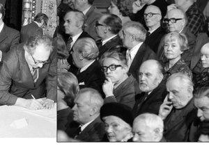 Před 40 lety režim zneužil umělce proti Chartě 77.