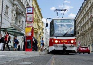 Revoluce v MHD se údajně povedla. Kritiku schytala Lazarská a nulová autobusová doprava v Blance. (ilustrační foto)