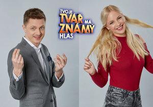 Další posily třetí řady Tváře jsou Markéta Konvičková a Ondřej Ruml.
