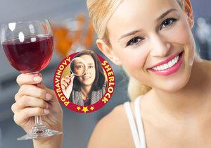 Blesk testoval nejlevnější červená vína.