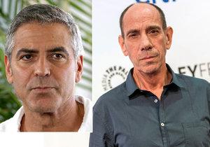 Zemřel hollywoodský herec Miguel Ferrer, který byl bratrancem George Clooneyho.