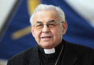 Kardinál Miloslav Vlk zemřel na rakovinu. Bylo mu 84 let