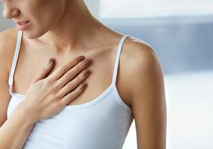 Čtyři příčiny bolesti na hrudi, které jsou stejně nebezpečné jako infarkt