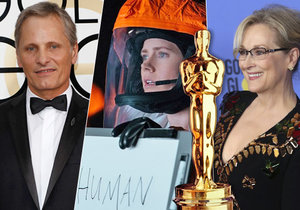 Koho letos akademie nominovala na Oscary?
