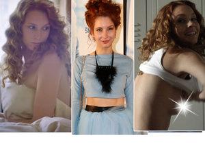 Denisa Nesvačilová se svlékla i v novém filmu Miluji tě modře.