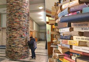 Idiom stojí v ústřední městské knihovně od roku 1998.