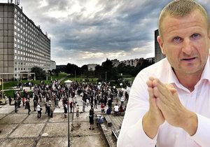 Byty ČEZ v Písnici získá miliardář Krúpa. Podporovatel Zemana v boji proti Bakalovi
