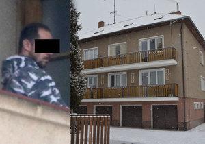 Otakar S. se oběsil v tomto domě.