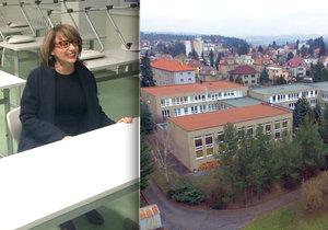 Krnáčová otevřela školu na Zbraslavi, rekonstrukce stála 83 milionů.