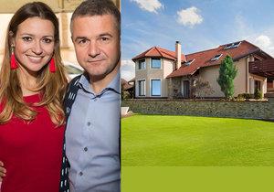 Šéf České Miss Martin Ditmar si žije jako král v luxusní vile, přitom ale dluží 755 tisíc!
