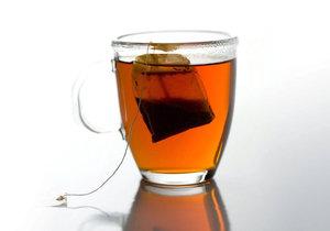 Test Blesku - černé čaje