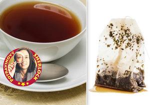 Spotřebitelský test černých čajů: Průměrné, nevýrazné i bez chuti!