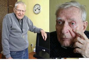 Herec Jan Skopeček musí do nemocnice: Podstoupí operaci oka.