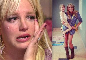 Zoufalá Britney Spears má strach o neteř Maddie. Ta je v kritickém stavu v nemocnici.