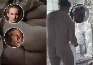 Seriál Bohéma ovládly nahé mužské zadky! Diváci se bouří.