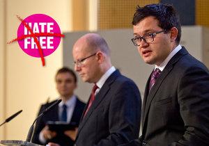 Ministr Chvojka potvrdil, že projekt HateFree skončí.