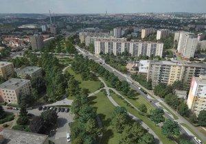 Praha 4 žádá vládu o dotaci čtyř miliard na zastřešení Spořilovské spojky.