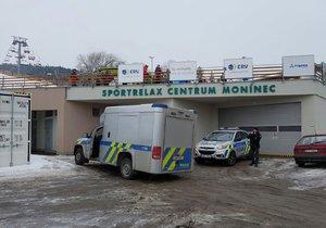 V Monínci spadlo dítě z lanovky. Skončilo s těžkými zraněními v nemocnici.