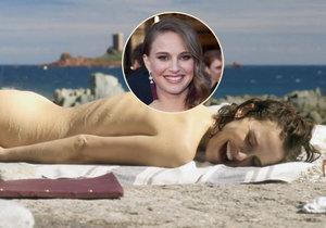 Natalie Portman se ve filmu svlékla do naha.