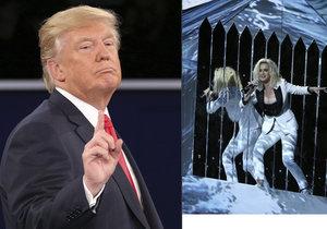 Grammy zasáhla politika, umělci kritizovali Donalda Trumpa.