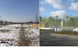 Pietní park pro zvířata možná vyroste na Zličíně.