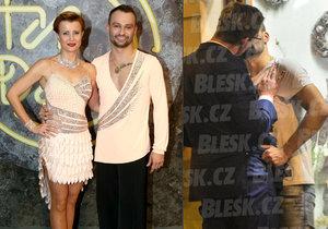 Marek Dědík, který se proslavil žhavým tancem a ještě žhavější líbačkou s kamarádem, se hrne do chomoutu.