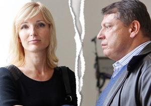 Petra Paroubková nemohla vydržet soužití s manželem Jiřím Paroubkem. A úprk ze společného domova měla promyšlený do každého detailu!