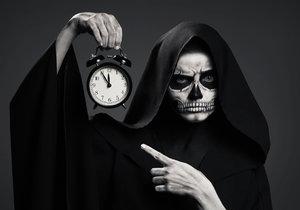 Pro unavené duše je smrt vysvobozením.
