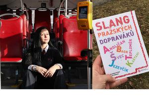 Dopravní podnik vydal knihu Slang pražských dopraváků.