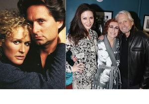 Michael Douglas a Glenn Close 30 let po Osudové přitažlivosti: Jak se změnili?