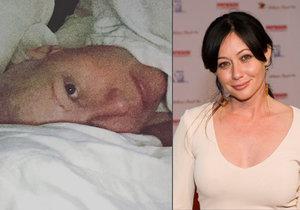 Rakovina s herečkou Shannen Doherty ještě neskončila.