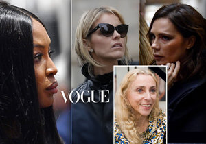 Mše za šéfku italského Vogue Sazzoni