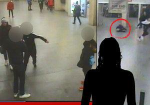 Po rvačce skončila seniorka v nemocnici. Policie hledá svědky.
