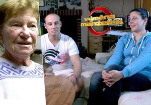 Další drsná slova Paulíny o rodině líné Andrey. Co prováděli babičce?