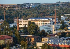 Místo průmyslového areálu postaví významná stavební společnost byty.