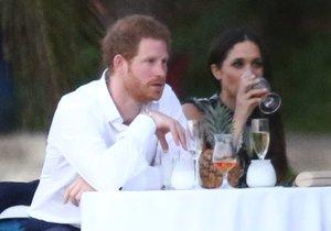 Princ Harry a Meghan Markle jsou prý příbuzní.