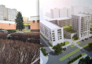 Lidé v Modřanech se bouří proti projektu Rilská, radnice vyjednává s investorem.