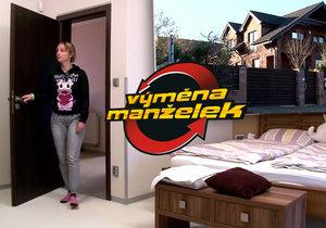 Velké překvapení zažije maminka Danka z Prahy. Díky Výměně manželek se dostane do luxusně zařízené vily, o které se jí v životě ani nesnilo. Bude se muset ale pořádně ohánět.