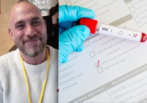 Saar Moez, izraelský gay, který se nakazil virem HIV a který pochází z ortodoxní židovské rodiny. Jeho osud částečně zachytil film promítaný v rámci festivalu Jeden svět.