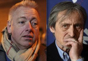 Milan Chovanec a Martin Stropnický