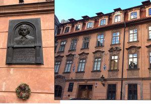 V Beethovenově paláci na Malé Straně bydlí pražská smetánka. Nejdražší byt tu stál 51 milionů.