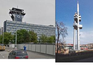 Tyto budovy v Praze 3 koupil Central Group.
